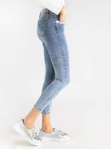 FARFALLINA Mujer Vaqueros Vaqueros FARFALLINA Jeans para PgPxB8