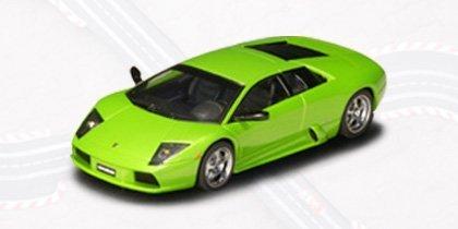 AUTOart 1:32 Slot Car Lamborghini Murcielago Green 13023 [Toy] (japan import)