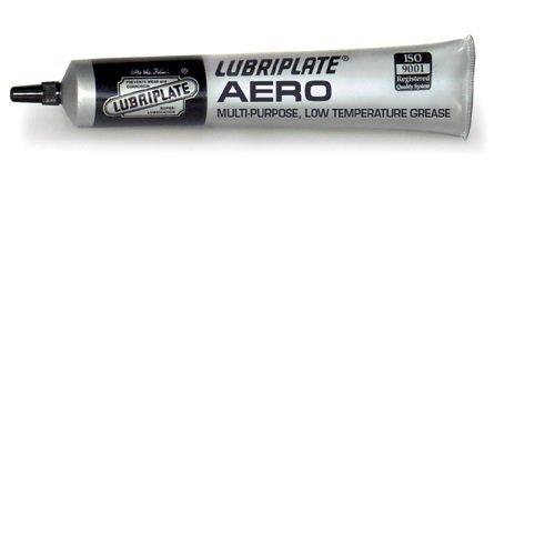 Lubriplate Aero, L0113-086, Lithium Type Grease, CTN 36 1¾ Oz Tubes by Lubriplate