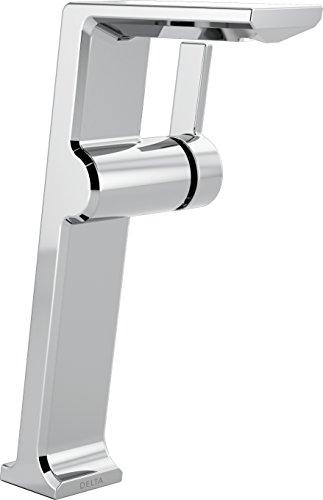Delta Faucet 799-DST Pivotal Single Handle Vessel Lavatory Faucet, Chrome