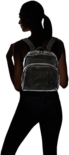 AmazonBasics Stadium Approved Mini Backpack, Clear by AmazonBasics (Image #5)