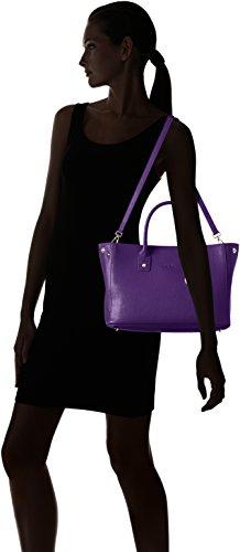 Furla Linda S Tote C/tracolla - Shopper Mujer morado oscuro
