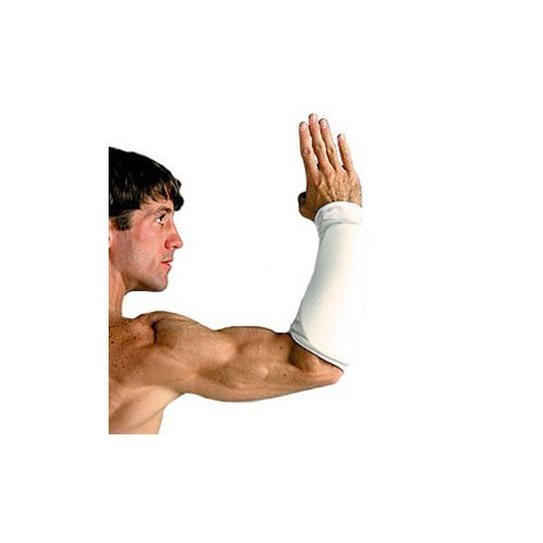 Pro Force Forearm Guards – White – Small