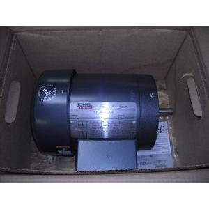 Lincoln rf4s0 5tc54 lm13886 1 2 hp electric motor 200 400 for 400 hp electric motor