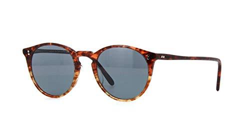 Oliver Peoples Eyewear Men's O'Malley Sunglasses, Vintage, Brown, One Size (Oliver Peoples Vintage Sunglasses)