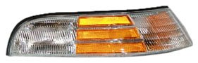 TYC 18-5025-01 Ford Crown Victoria Passenger Side Replacement Parking/Side Marker Lamp Assembly