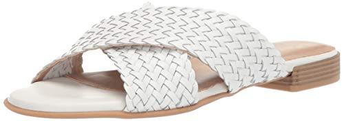 SOUL Naturalizer Women's Royale Wedge Sandal WHITE 7 M US