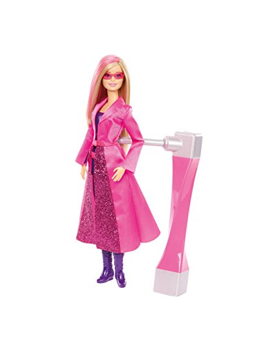 Barbie Spy Squad Barbie Secret Agent Doll]()