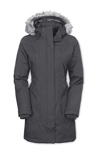 The North Face Women Arctic Parka Scarab Green Small (Parka Coat Arctic)