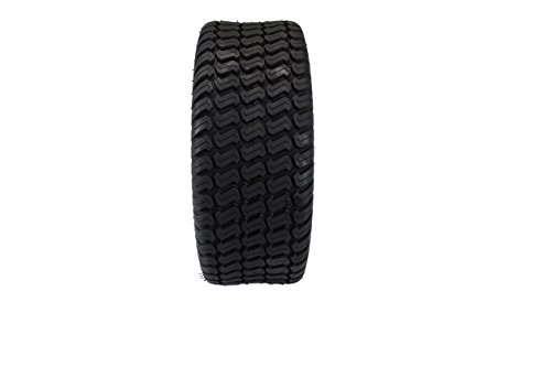 Antego Tire & Wheel Set of Two 23×8.50-12 4 Ply Turf Tires for Lawn & Garden Mower 23×8.5-12
