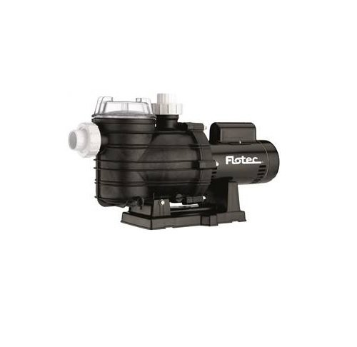 Pump In-Ground Pool 1 Hp 230 V