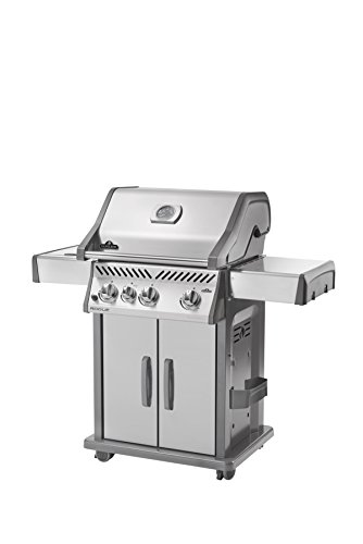 e 425 Propane Gas Grill, Stainless Steel ()