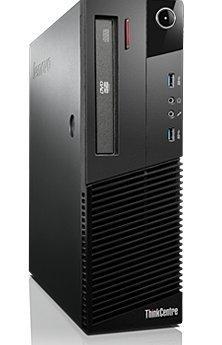 Lenovo ThinkCentre M93p SFF Pro Business Desktop Computer, Intel Quad Core i5-4570 up to 3.6GHz, 8GB RAM, 128GB SSD, USB 3.0, VGA, Gigabit Ethernet, Windows 10 Professional (Certified Refurbished)
