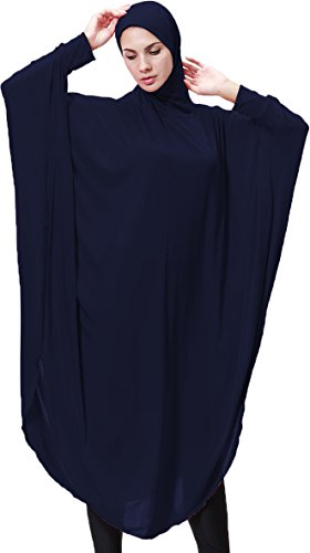 Ababalaya Women's Elegant Modest Muslim Islamic Full for sale  Delivered anywhere in USA