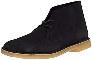 Clarks Men's DESERT BOOT Boot, black suede, 080 M US (B078H9VS35) | Amazon price tracker / tracking, Amazon price history charts, Amazon price watches, Amazon price drop alerts