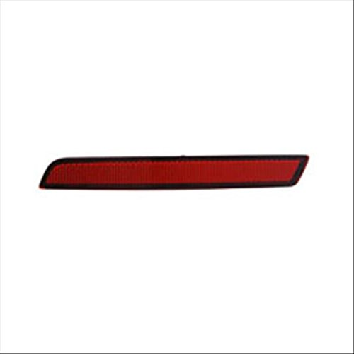 GM1184106N Partslink GM1184106 Multiple Manufacturers OE Replacement Bumper Cover Reflector Chevrolet Malibu 2016
