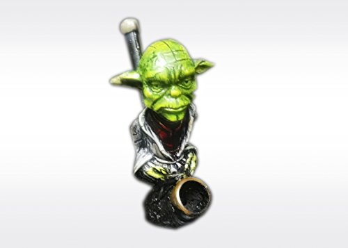 Handmade Tobacco Pipe,Star Wars (Star Wars Yoda) (Yoda Bowl)