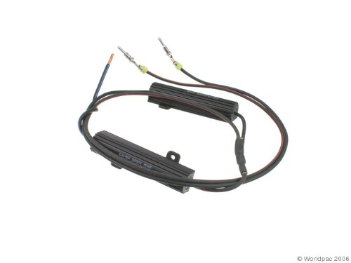 - OES Genuine Auxiliary Fan Resistor for select BMW models