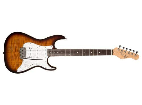 Michael Kelly 1963 Electric Guitar (Tobacco Sunburst) by Michael Kelly