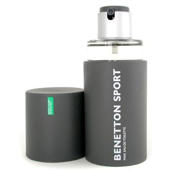 Benetton Sport For Men Mens Edt 100ml Spray 3.4 fl.oz
