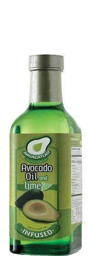 Ahuacatlan Avocado Oil/Lime 1 pack-8.4 OZ by Ahuacatlan (Image #1)