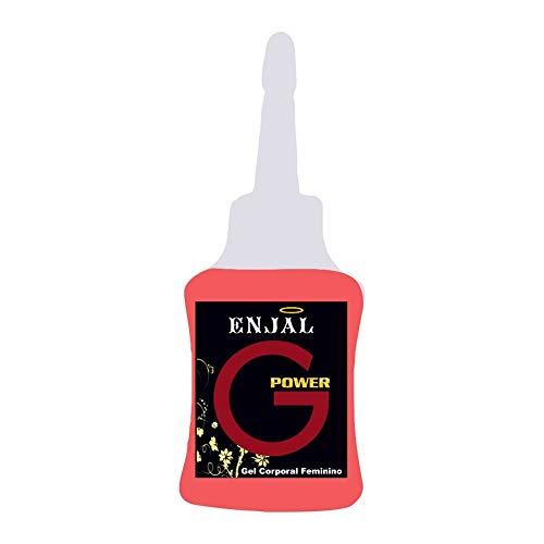 G Power Gel Estimulador do Ponto G Feminino, 35 ml, Enjal