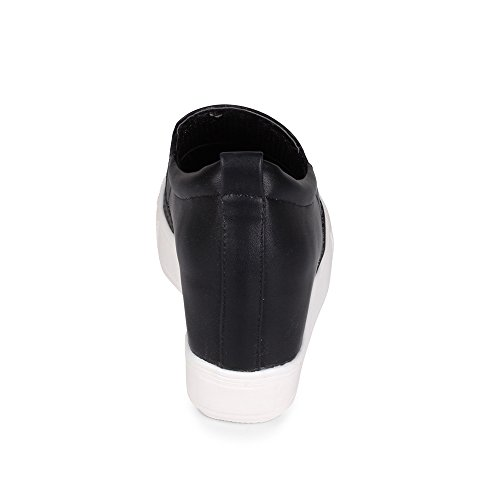 genuine cheap price Wanted Cascade Slip On Wedge Fashion Sneaker Black footlocker finishline cheap online with paypal low price buy cheap official 9BL2k7xXX