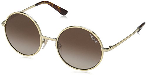 para Dorado Pale Sol 848 Gold Gafas 0VO4085S de Mujer VOUGE 13 Browngradient 50 TxpqgYg8