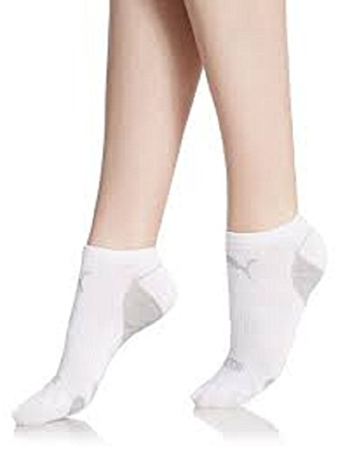 Puma 6 Pack No Show Women's Sock Size 9-11, Shoe Size 5-9.5