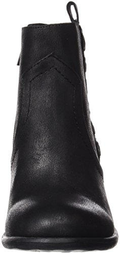 karma Collection Mtng Negro Botas Negro Cortas 51824 Para Mujer p606rxd