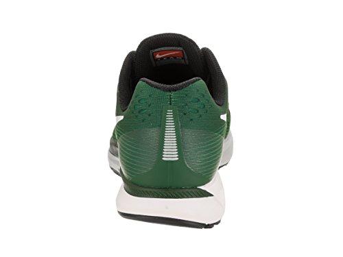 Nike Hommes Air Zoom Pegasus 34 Tb Chaussure De Course Gorge Vert / Blanc Noir