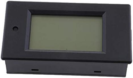 LCDパワーメータテスタ DCバッテリテストモジュール 6.5-100V 0-20A LCD電圧電流測定器テスタ