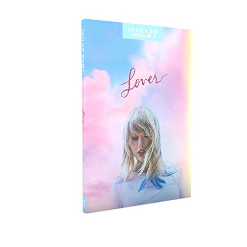 Taylor Swift - Lover - CD Deluxe Album Version 3