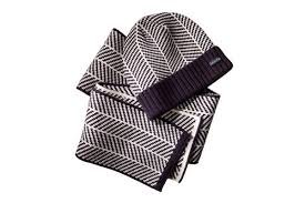 Image Unavailable. Image not available for. Colour  Calvin Klein Black    White Hat and Scarf Set c6d1dbf2c7e