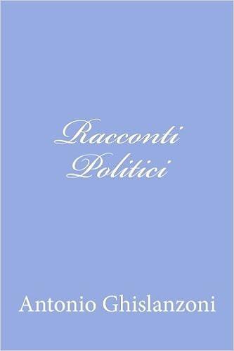 Racconti politici (Italian Edition)
