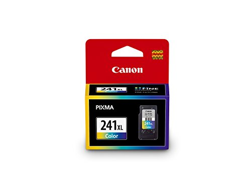 Canon CL-241XL Color Ink Cartridge, Compatible to MG3620,MG3520,MG4220,MG3220,MG2220, MG4120,MG3120 and MG2120 ()