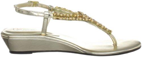 L18371w Unze Sandals Oro Da Infradito Donna YqF77