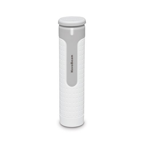 Novobeam NBP3000 3000mAh Ultra-Compact IP66 Waterproof Dustproof Portable USB External Battery Pack Charger Power Bank Compatible with most Smartphones and other USB Powered Devices