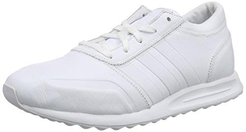 Adidas Originals Mens Los Angeles Blanc Bas En Haut (ftwr Ftwr / Blanc)
