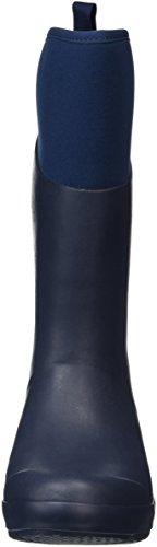 Muck Boots Damen Tremont Wellie Matte Mid Gummistiefel blau (marineblau)