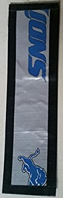 Detroit Lions NFL Duct Tape Book Mark