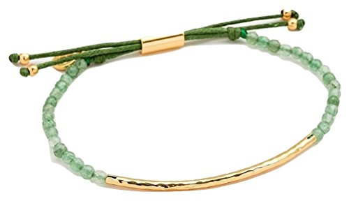 gorjana Power Bracelet Luck Aventurine