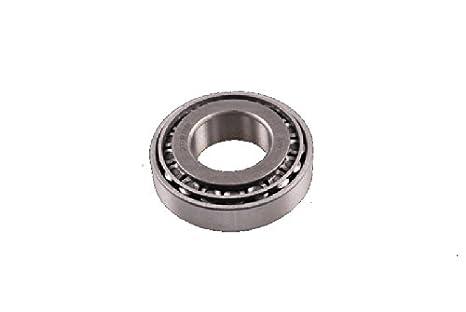 Bünte - Rodamientos de la rueda del remolque rodamientos de rodillos cónicos 32007 35/62 x 14 mm, plata: Amazon.es: Coche y moto