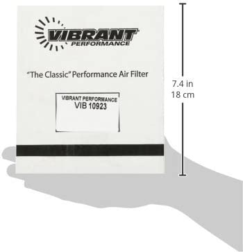 Vibrant 10923 The Classic Performance Air Filter