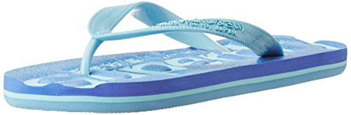 Superdry - Sandalias para mujer Azul
