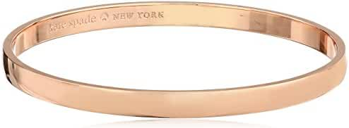 kate spade new york Idiom Bangles Stop and Smell The Roses Solid Bangle Bracelet
