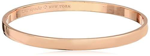 kate spade new york Idiom Bangles Stop and Smell The Roses Solid Bangle Bracelet (M Necklace Kate Spade)