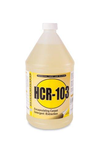 UPC 799928909877, Harvard Chemical 3819 Harvard Chemical-103 Carpet and Upholstery Detergent, Fresh Odor, 1 Gallon Bottle, Amber (Case of 4)