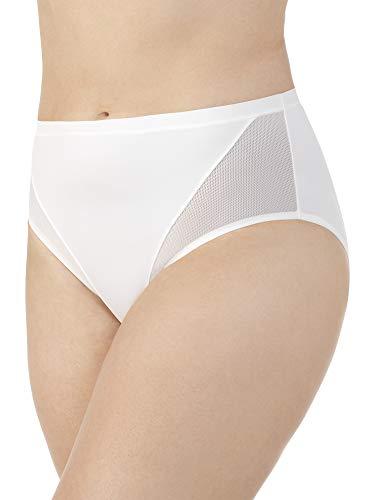 Vanity Fair Women's Sport Brief Panty 13197, Star White, Medium/6