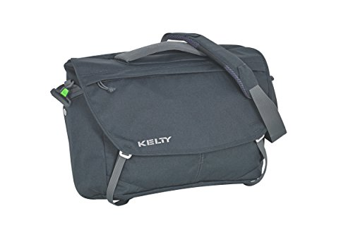 Kelty Versant Messenger Bag, Black